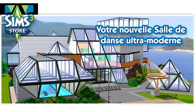 Actualit s et v nements communaut les sims 3 for Maison moderne de luxe sims 3