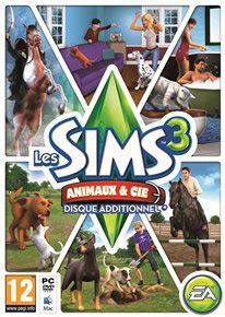 disque additionnel sims 3 animaux et cie